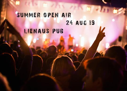 24.08.2019 – Summer OpenAir