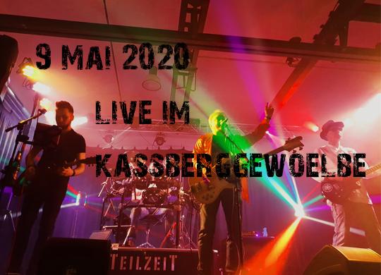 9. Mai 2020 – Live im Untergrund